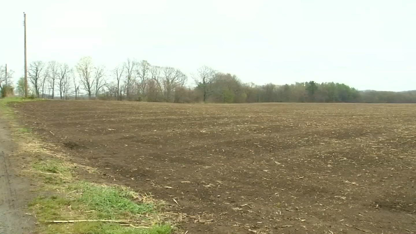 A potential concert venue could bring thousands of people to the small town of Preston. (WFSB photo)