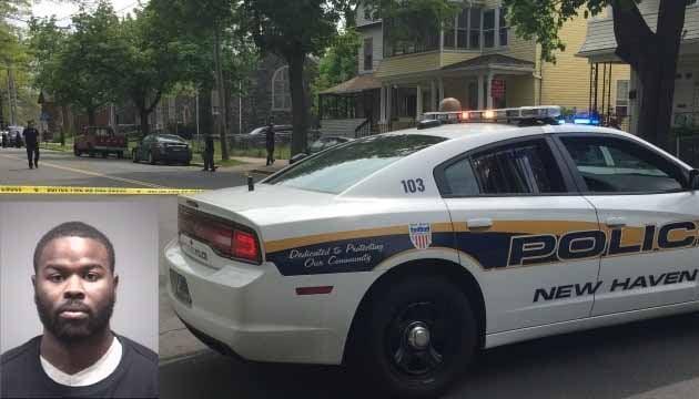 Rashiem Council (WFSB/New Haven Police)