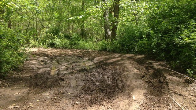 Illegal ATV riders ripping up a bird sanctuary for years and neighbors say it's now getting worse. (WFSB)