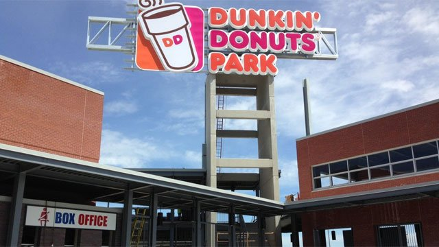 Dunkin' Donuts Park. (WFSB photo)