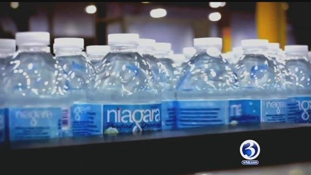 Water officials held meetings to address concerns over bottling facility (WFSB)