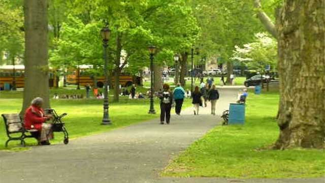 With summer right around the corner, the Elm City said it is going to be the place to be. (WFSB)