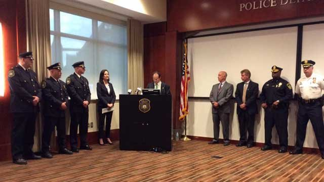 Authorities released information on Thursday after 9 people were arrested. (WFSB)