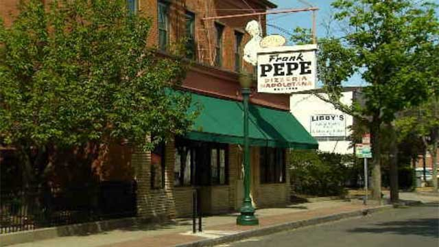 For the last two years, Pepe's Pizza in New Haven has been voted the best in the country, thanks to Frank Pepe's secret recipe. (WFSB)