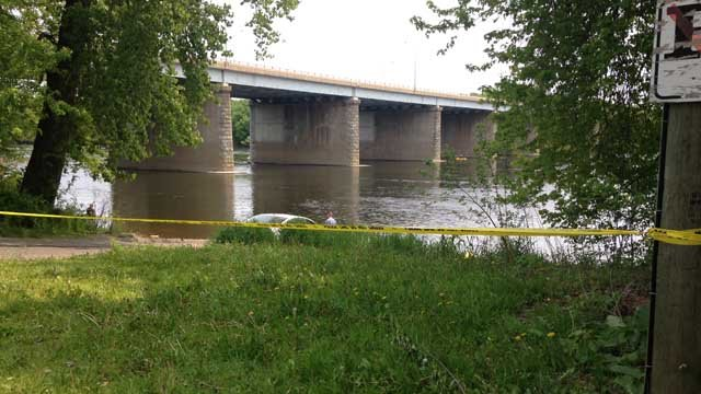 A body was found at the Wilson Boat Launch on Friday morning. (WFSB)