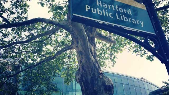 Hartford Public Library (WFSB)