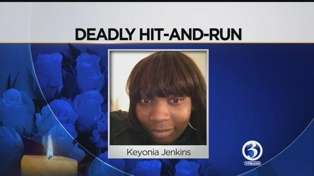 New Haven police have identified the woman who was struck and killed on Thursday night