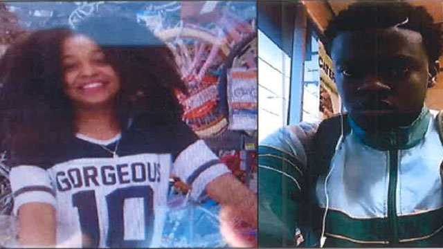 Police are searching for Brianna Schroeter. She is believed to be with Michael Pettway. (Bridgeport Police Department)
