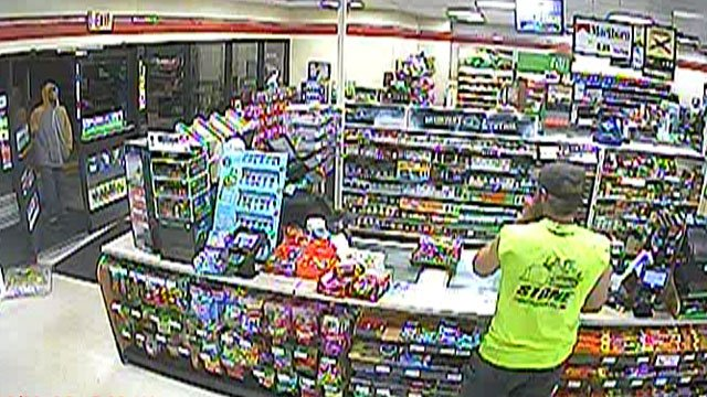 Police are investigating a robbery at the 7-11 on Monday morning. (Bristol Police Department)