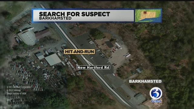 New Hartford resident Zachary Dube died after a hit-and-run crash in Barkhamsted. (WFSB)