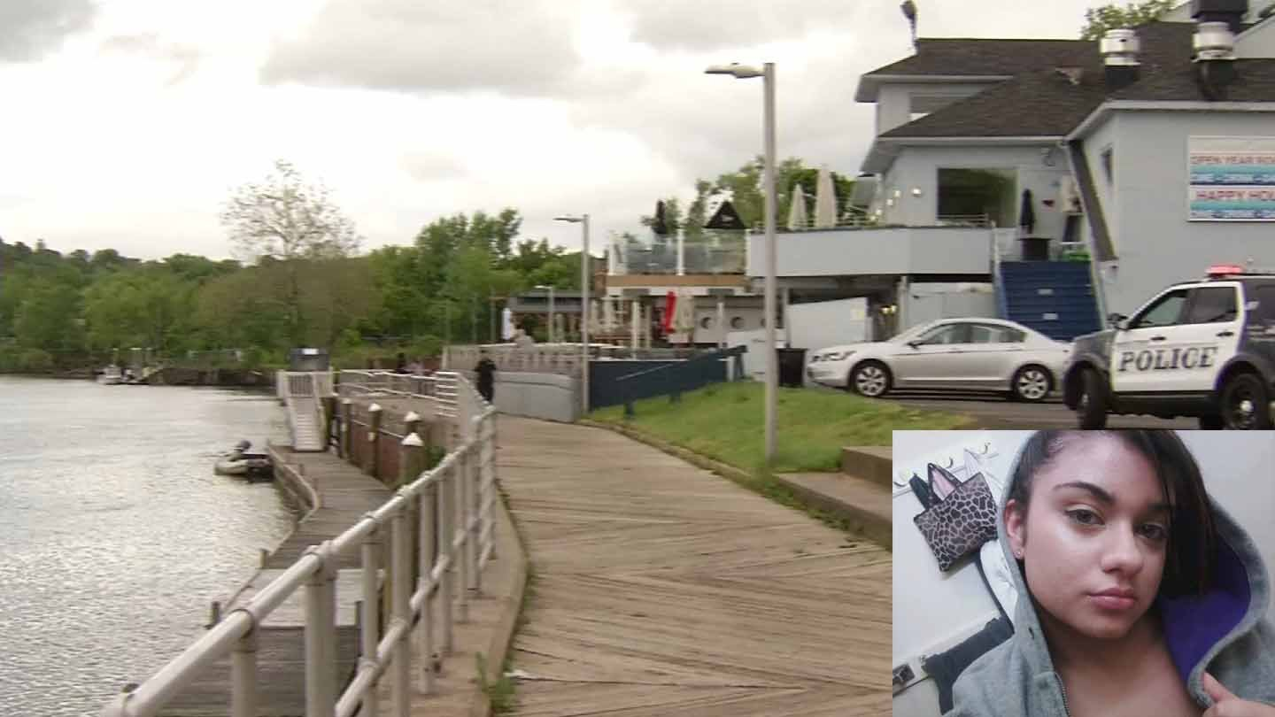 A body was pulled from the Connecticut River in Middletown Tuesday was identified as Justina Alicea. (WFSB photo)