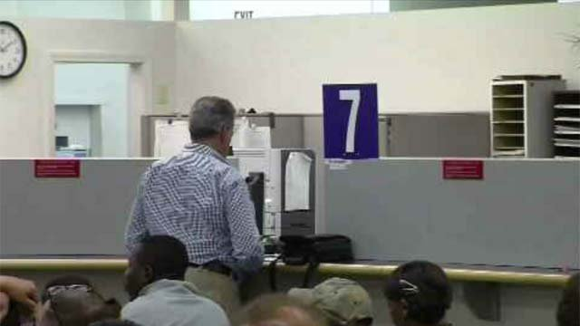 Connecticut's Department of Motor Vehicles is adjusting the hours at branch offices for the Christmas holiday. (WFSB file photo)