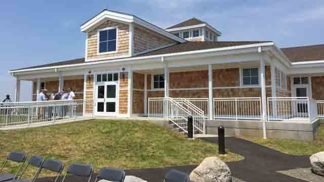 Several improvements were made to Hammonasset State Park (WFSB)