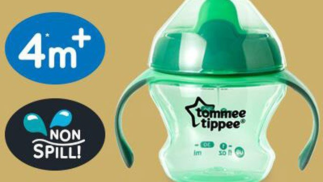 Mayborn USA recalls Tommee Tippee Sippee cups due to mold concerns. (CPSC.gov photo)
