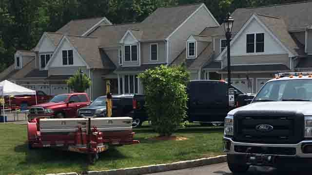 Berlin police said they are searching for a missing man Sunday morning. (WFSB)