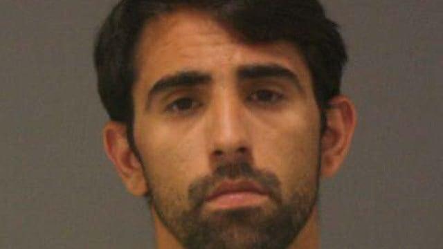 Michael Salafia. (Farmington police photo)