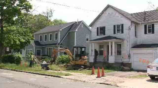 In West Haven, the city is teaming up with the federal government to target flood-prone homes. (WFSB)