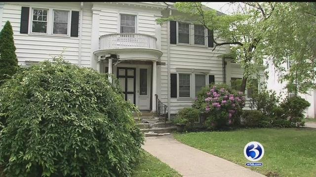 Home in historic New Haven neighborhood is falling apart (WFSB)