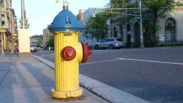 Waterbury officials say water from hydrants is being stolen (WFSB)