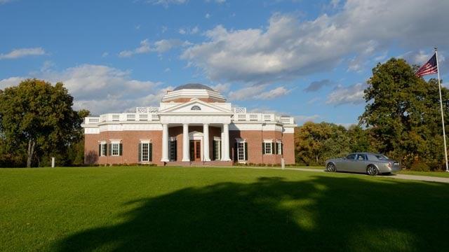 Thomas Jefferson's Monticello replica in Somers. (monticello-somers.com photo)