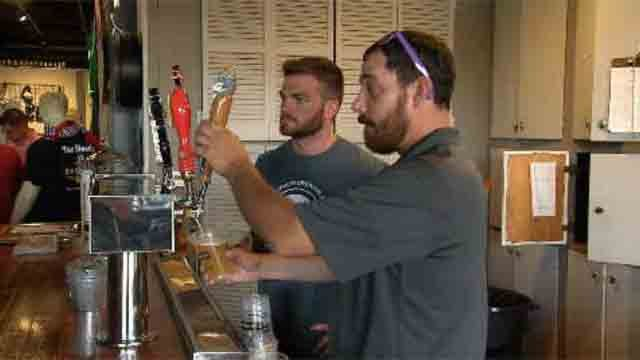 Hooker Brewery will sell beer at Dunkin Donuts Park (WFSB)