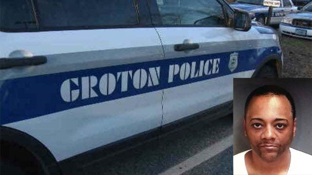 Ramon Gomez (Groton Police)