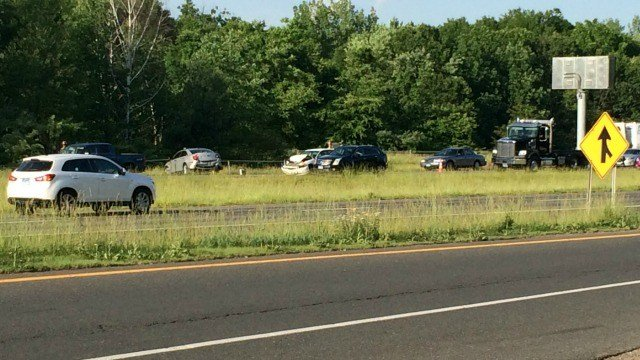 Trooper and 2 Others Injured in Accident