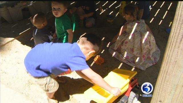 Families could be forced to pay more for child care (WFSB)