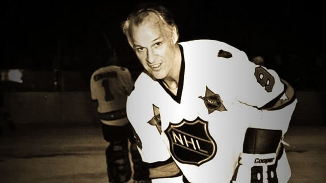 Gordie Howe. (WFSB file photo)