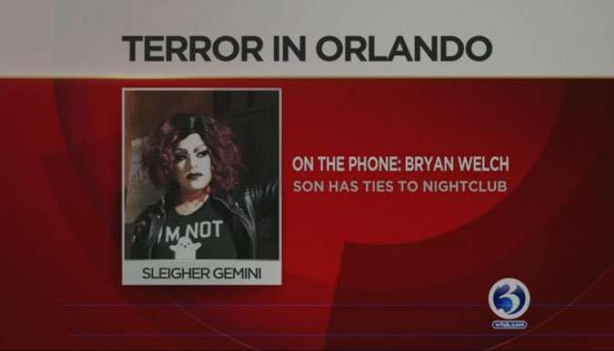 A Connecticut man's son did not attend a nightclub in Orlando on the night of shooting. (WFSB)