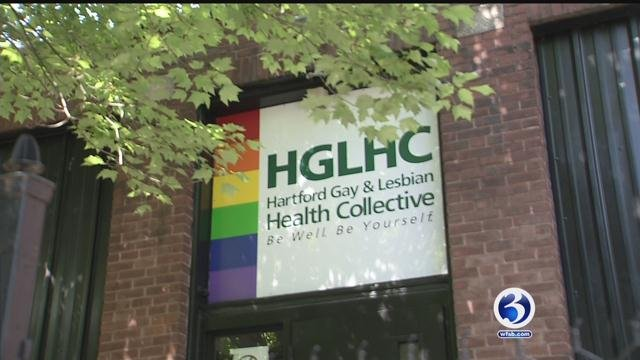 LGBTQ activists are choosing hope over hate. (WFSB)