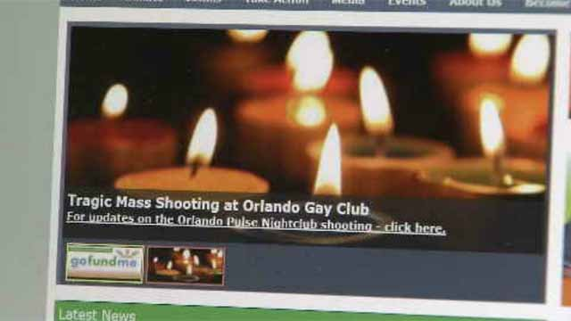 The mass shooting in Orlando will bring out some generous people who want to help the victims and their families, but it is also an opportunity for scammers. (WFSB)