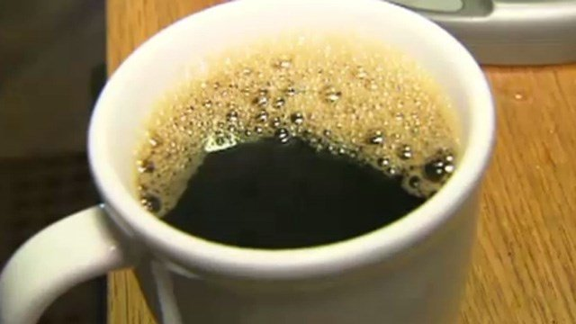 The sponsor of a bill targeting distracted driving says his measure doesn't specifically cite coffee, despite recent news reports focusing on the beverage. (CNN photo)