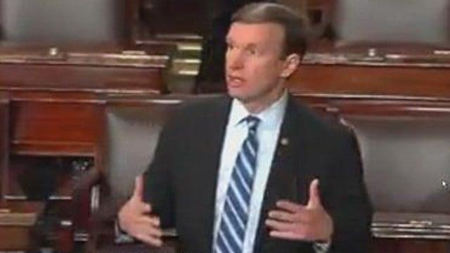 Sen. Chris Murphy. (C-SPAN2 photo)