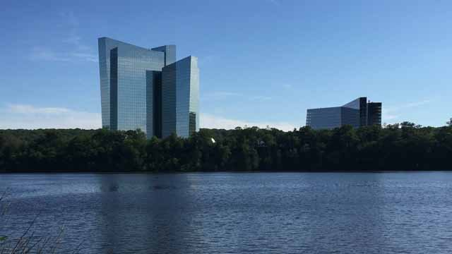 Mohegan Sun announced a $50 million hotel renovation on Thursday. (WFSB)