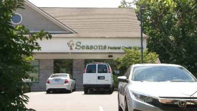 Seasons Federal Credit Union is warning members about a scam. (WFSB)