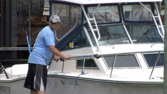 Owning a boat can be expensive, and that is one of the reasons boating registrations are on the decline. (WFSB)