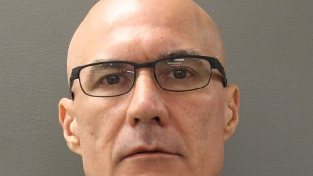Dante Franchi was charged with permitting prostitution. (Hamden Police Department)