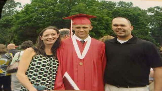 Jacob Carlander was diagnosed with liver cancer six years ago. (Family photo)