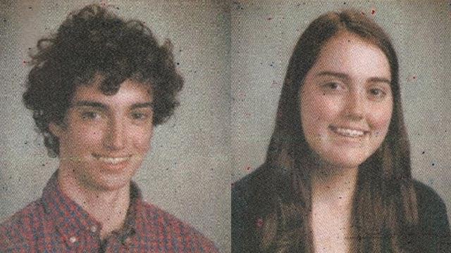 Willis and Katherine Williams. (State police photos)