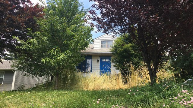 In this home, 12 girls were kept for years. (CNN Newsource)