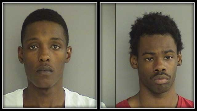Two people were arrested in connection with a stabbing that happened in Middletown on Tuesday. (Middletown Police)