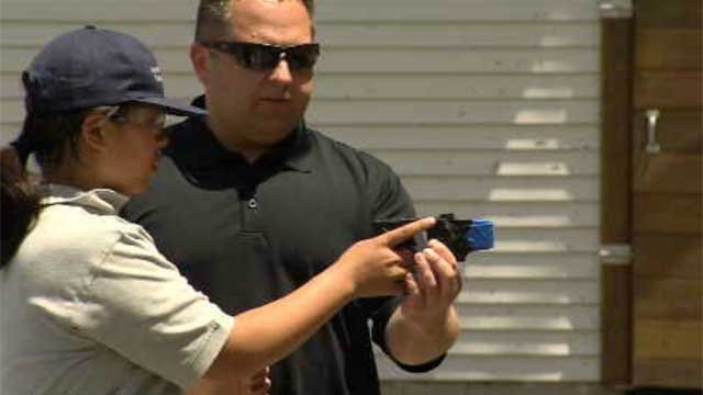 Newington Police is offering its first ever Youth Academy. (WFSB)