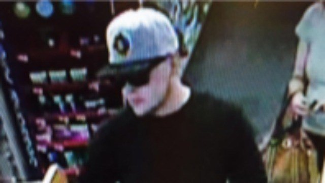 Police are looking for the suspect of a robbery at a CVS in Fairfield. (Fairfield PD)