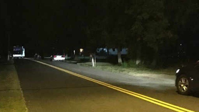 Police are investigating an officer-involved shooting in Thomaston. (WFSB photo)