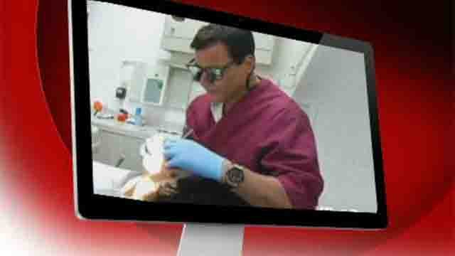 Dr. Mark Horowitz is under investigation after accusations of abusing prescription medications. (WFSB/obtained video)