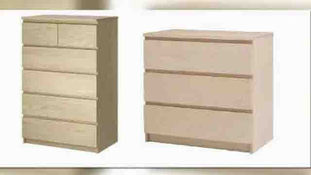 Ikea is pulling more than 25 million dressers off its shelves. (WFSB)