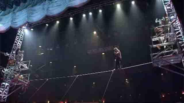 Nik Wallenda is performing this weekend at Foxwoods Resort & Casino. (WFSB)