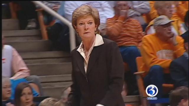 Legendary basketball coach Pat Summitt dies at the age of 64. (WFSB)