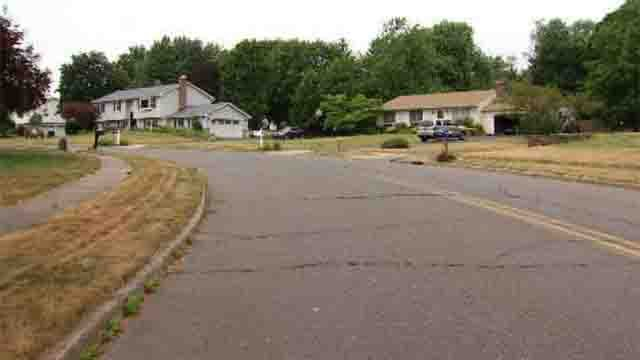 The thefts happened in neighborhoods around Avon Boulevard, Brentwood Drive and Eastgate Drive. (WFSB)